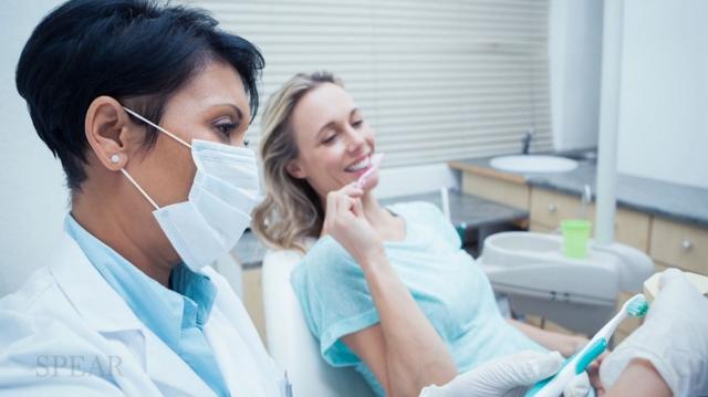 tooth brushing advice image