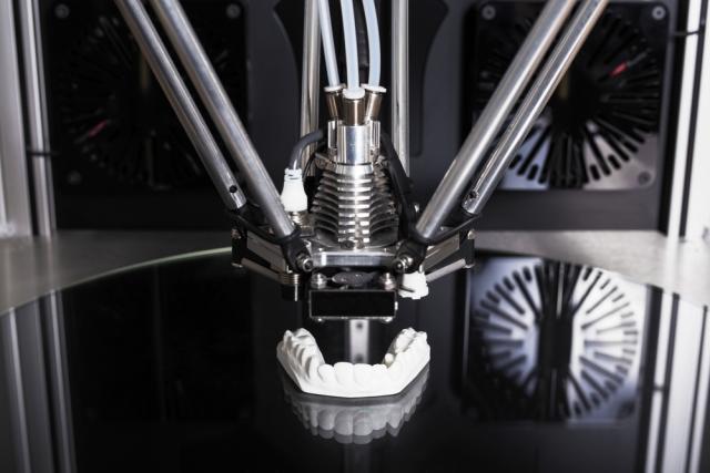 dental impression 3d printer