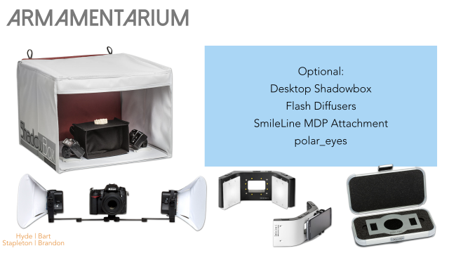 shadowbox dentistry