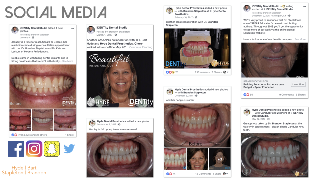social media for dental practice