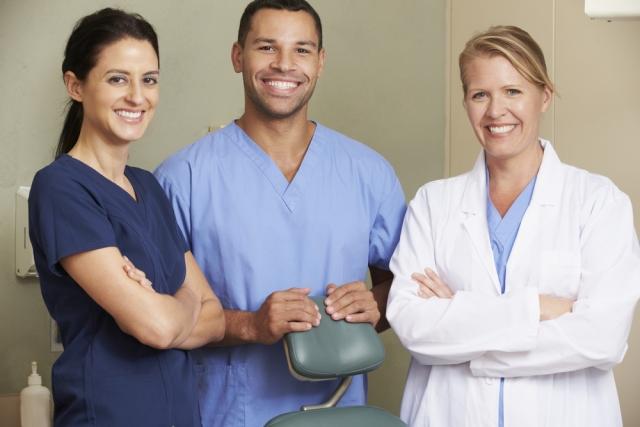 key to happy dental career