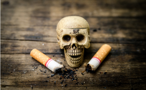 smoking cessation info for dentists