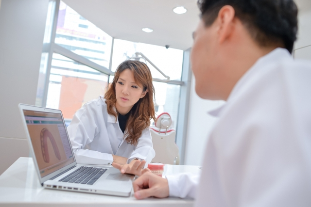 dental specialist referral relationships