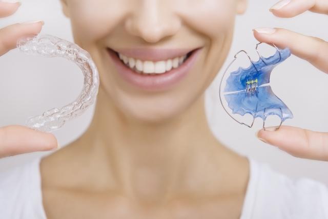 orthodontic retention options