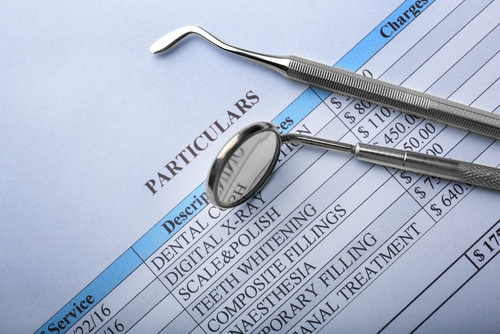fair compensation and billing in the dental practice