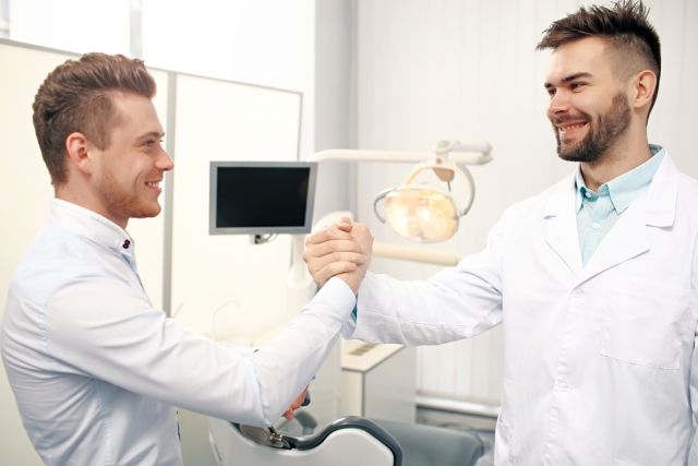 improve referral relationships with dental continuing education