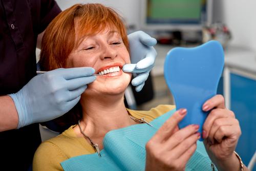 lip symmetry smiling dentistry