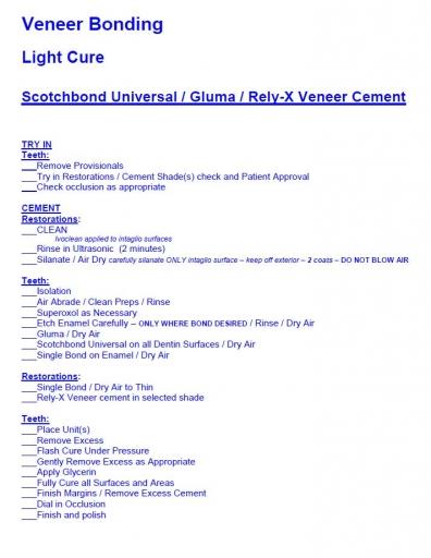 bonding systems checklist figure 4