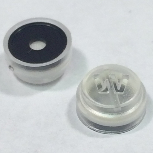 removable filters ear mold