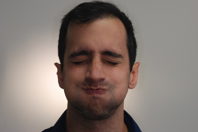 mouthrinsing with bleach