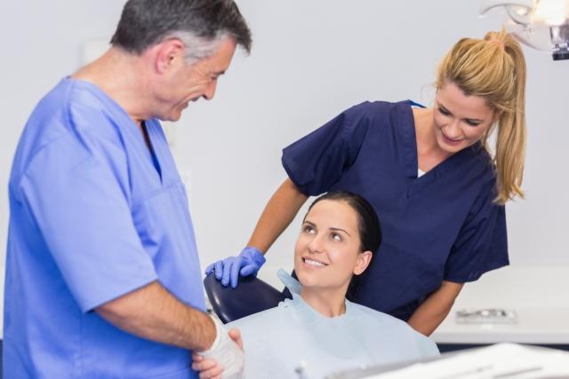Great dental patient experiences