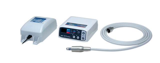 NSK electric motor and cord dentistry