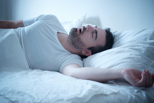 hypopnea apnea snoring