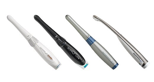 Intraoral cameras for dental photography