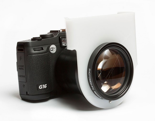 Point and shoot cameras for dental photography