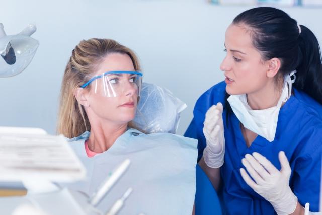 dental sleep exam questions