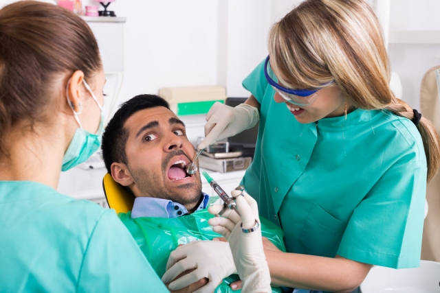dental patient fears and experiences
