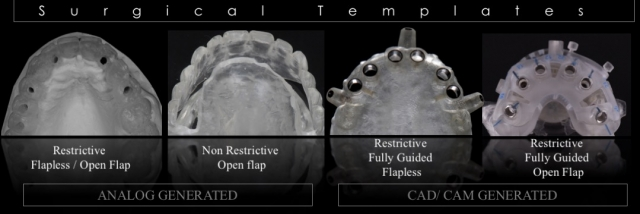 surgical dental guides
