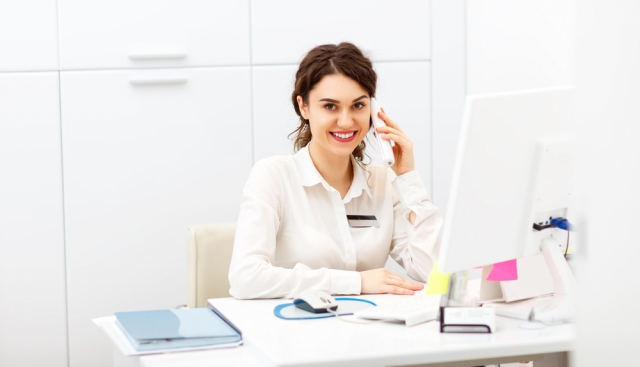 conducting efficient phone calls with dental patients