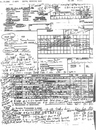 recording dental records figure 2
