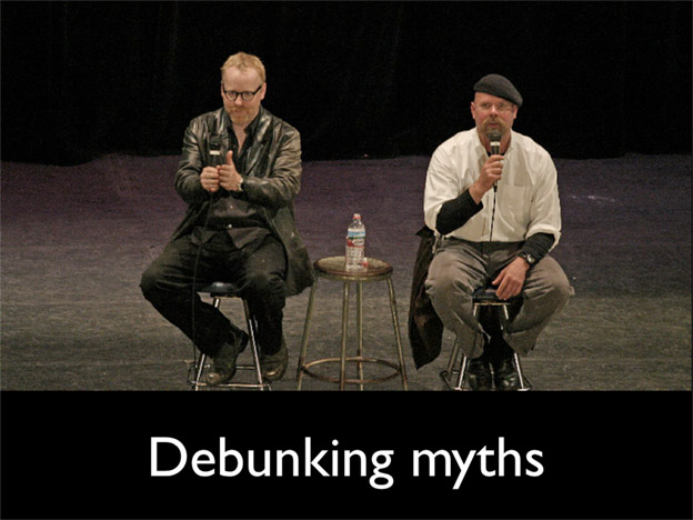 MythBusters: Dentistry Edition