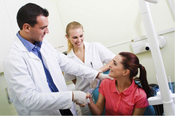 A Competitive Advantage for Dentists