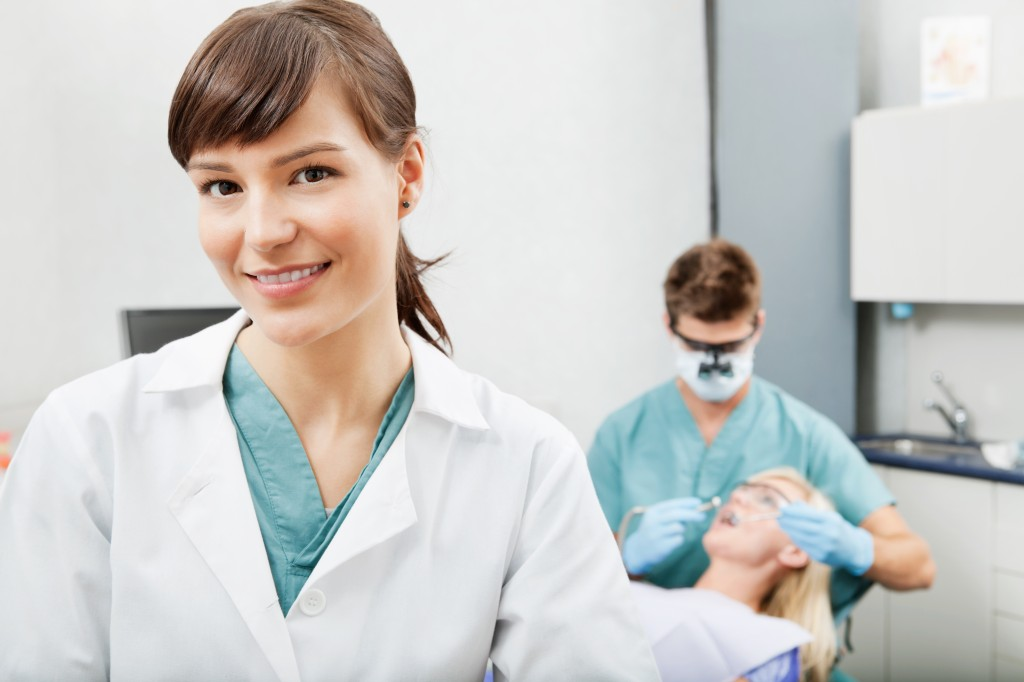 possible in dentistry is  Dentist