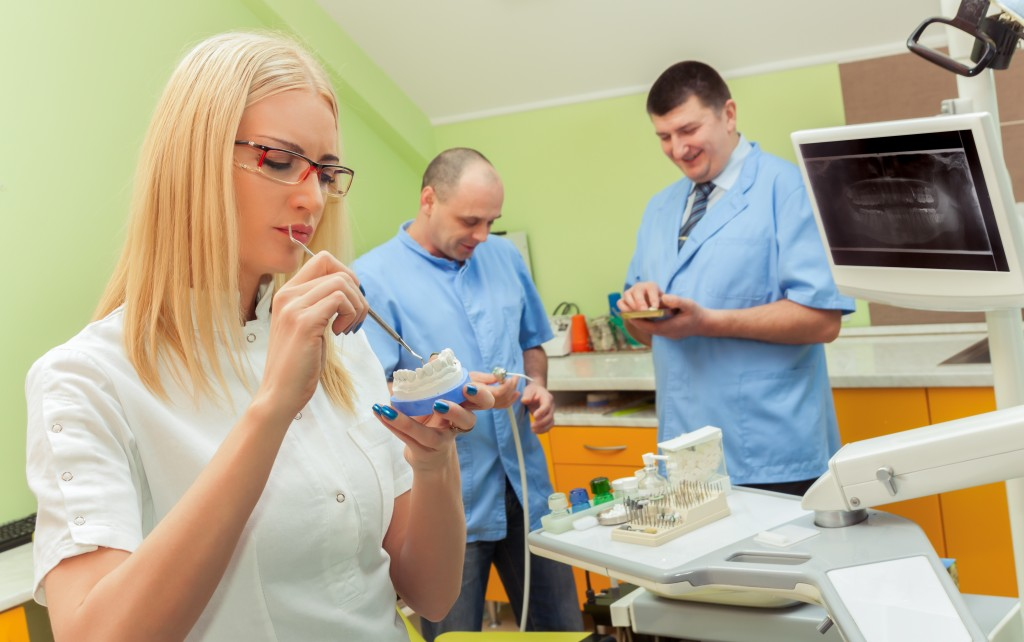 Why Everyone on Your Dental Team Needs Special Training