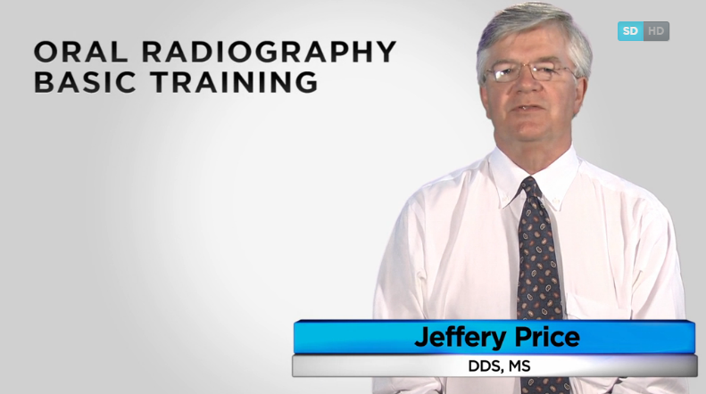 New Course on Oral Radiographs Now Live