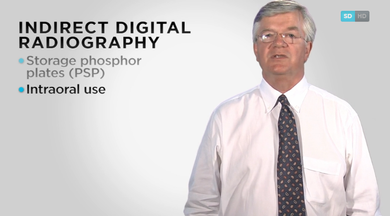 New Course Added on Indirect Digital Radiography