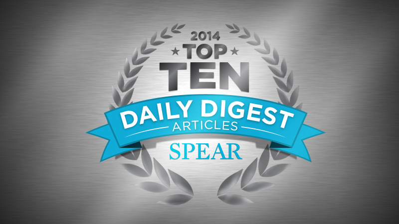 Best of Spear Digest 2014
