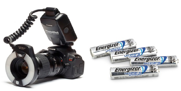 Dental Photography: Canon Battery Advisory