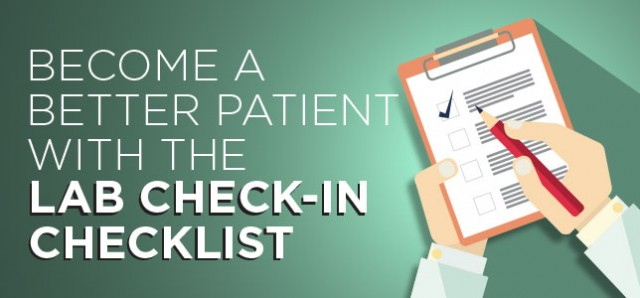 Become a Better Client With The Lab Check-In Checklist