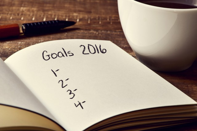 Bringing Staying Power to Your 2016 Resolutions