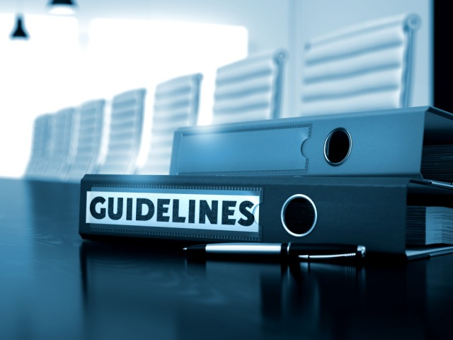 Dental Organizations Release Clinical Practice Guidelines for 2016