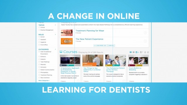 Spear Announces Release of New Dental Hands-on/Digital Curriculum