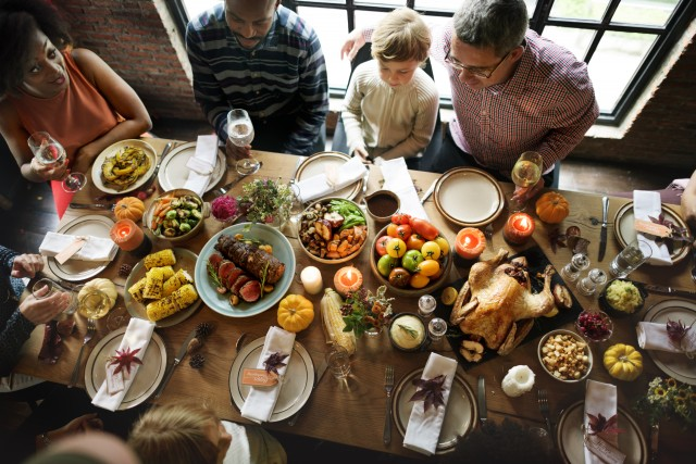 Seven Things to be Thankful for This Thanksgiving