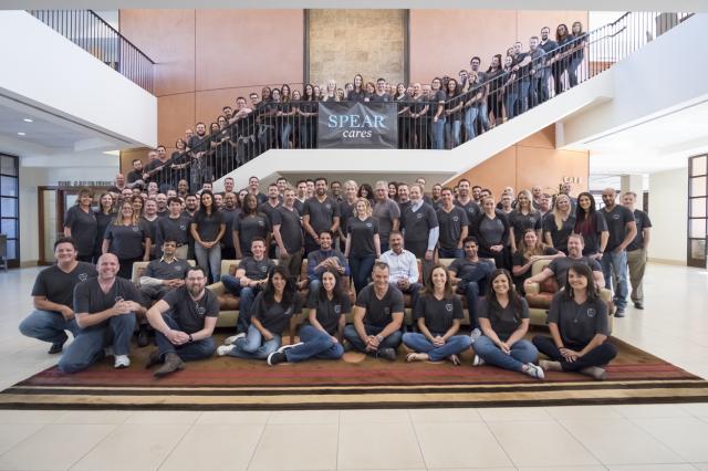Spear Named One of the 2017 '100 Best Companies in Arizona' by BestCompaniesAZ