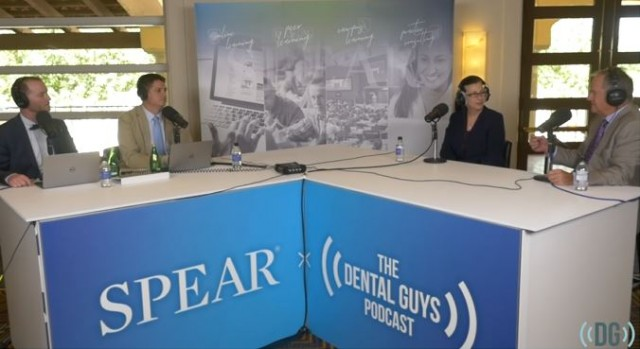 Amy Morgan and Dr. Frank Spear Discuss Leadership and More on 'The Dental Guys' Podcast