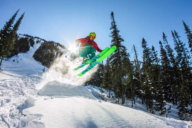 Working the Slopes: It's All In the Edges