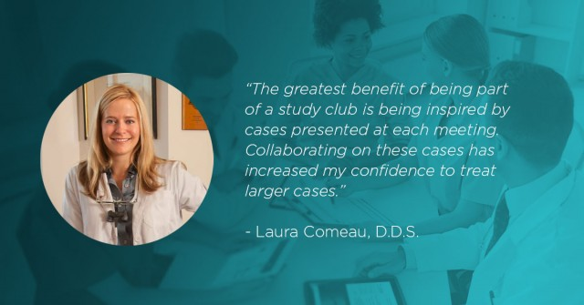 Spear Study Club Inspires with Hands-On Case Collaboration