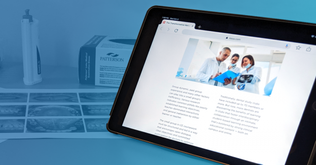 New White Paper Highlights Value of Small-Group Dental Study Clubs
