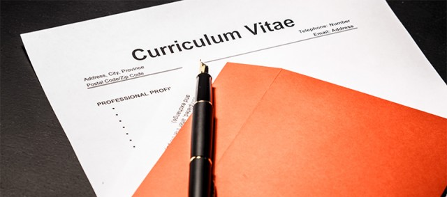 What Does Your CV Say?