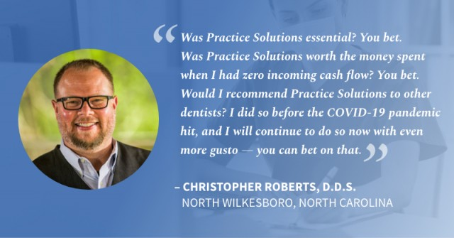 COVID Comebacks: Practice Solutions Help Dental Practices Survive the Pandemic