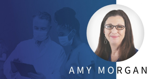 Building Trust through Better Communication – a Conversation with Amy Morgan